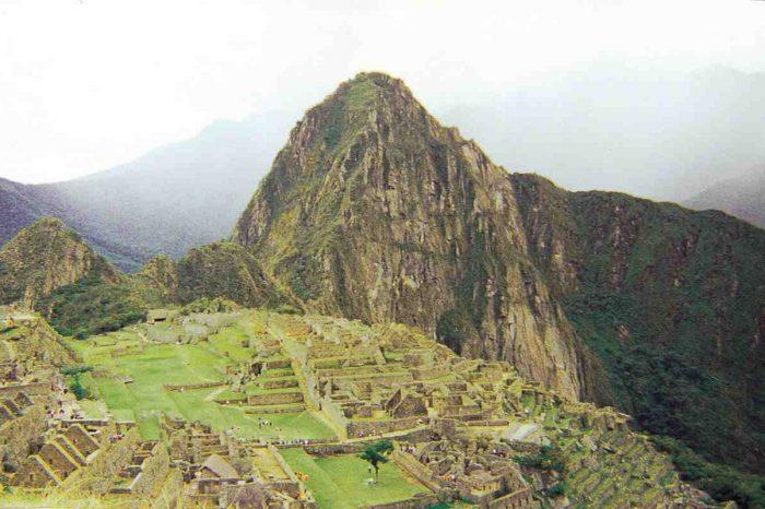 Perú- Tierra de los Incas