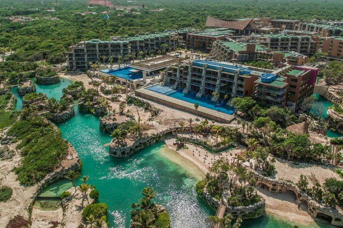HOTEL XCARET MÉXICO SALIDAS  2020